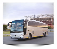 Scater Busses Bloemfontein